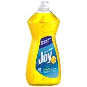 Dishwashing Detergents & Additives