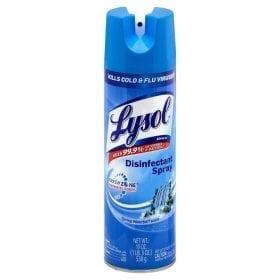 Odor Neutralizers & Disinfectants