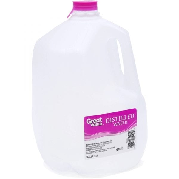 Strange Great Value Distilled Water 1 Gallon Lumi Maintenance Supply Uwap Interior Chair Design Uwaporg